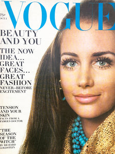 Archived - Vogue US October 1st 1968