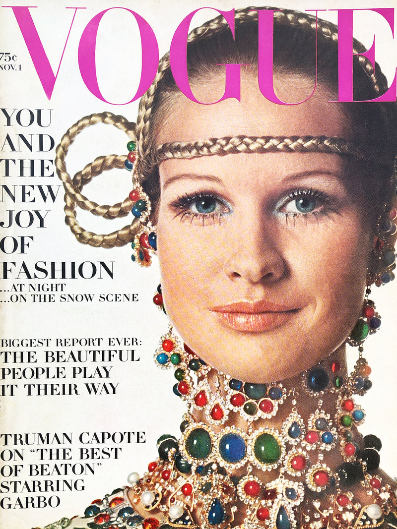 Archived - Vogue US November 1st 1968