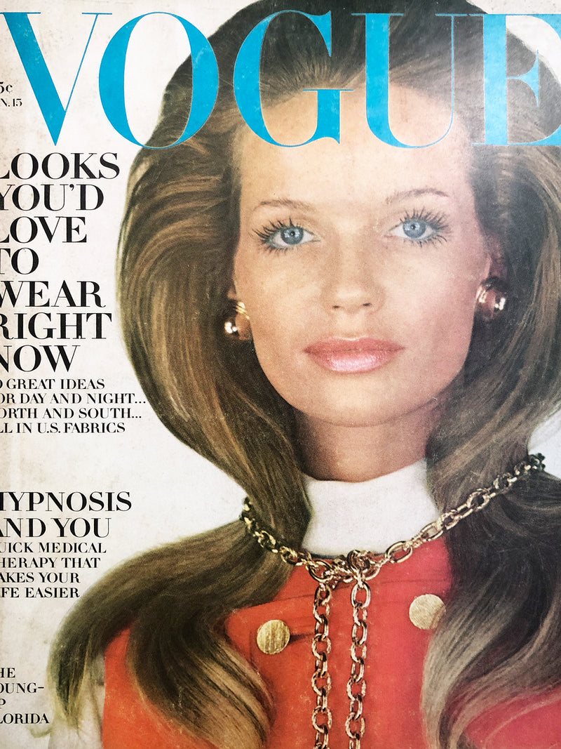 Archived - Vogue US January 15th 1969