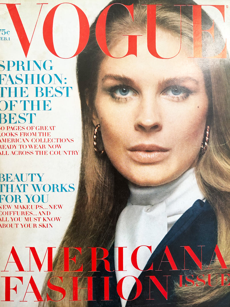 Archived - Vogue US February 1st 1969
