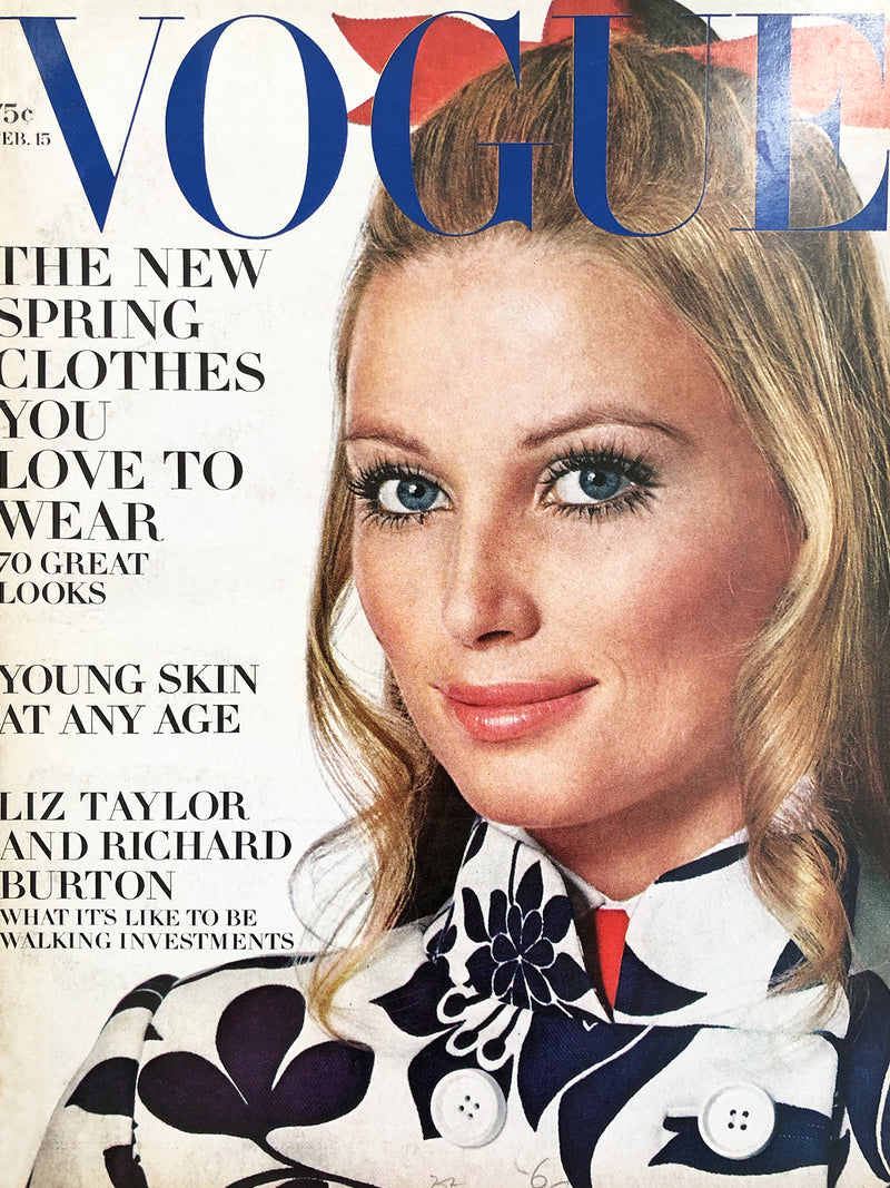 Archived - Vogue US February 15th 1969