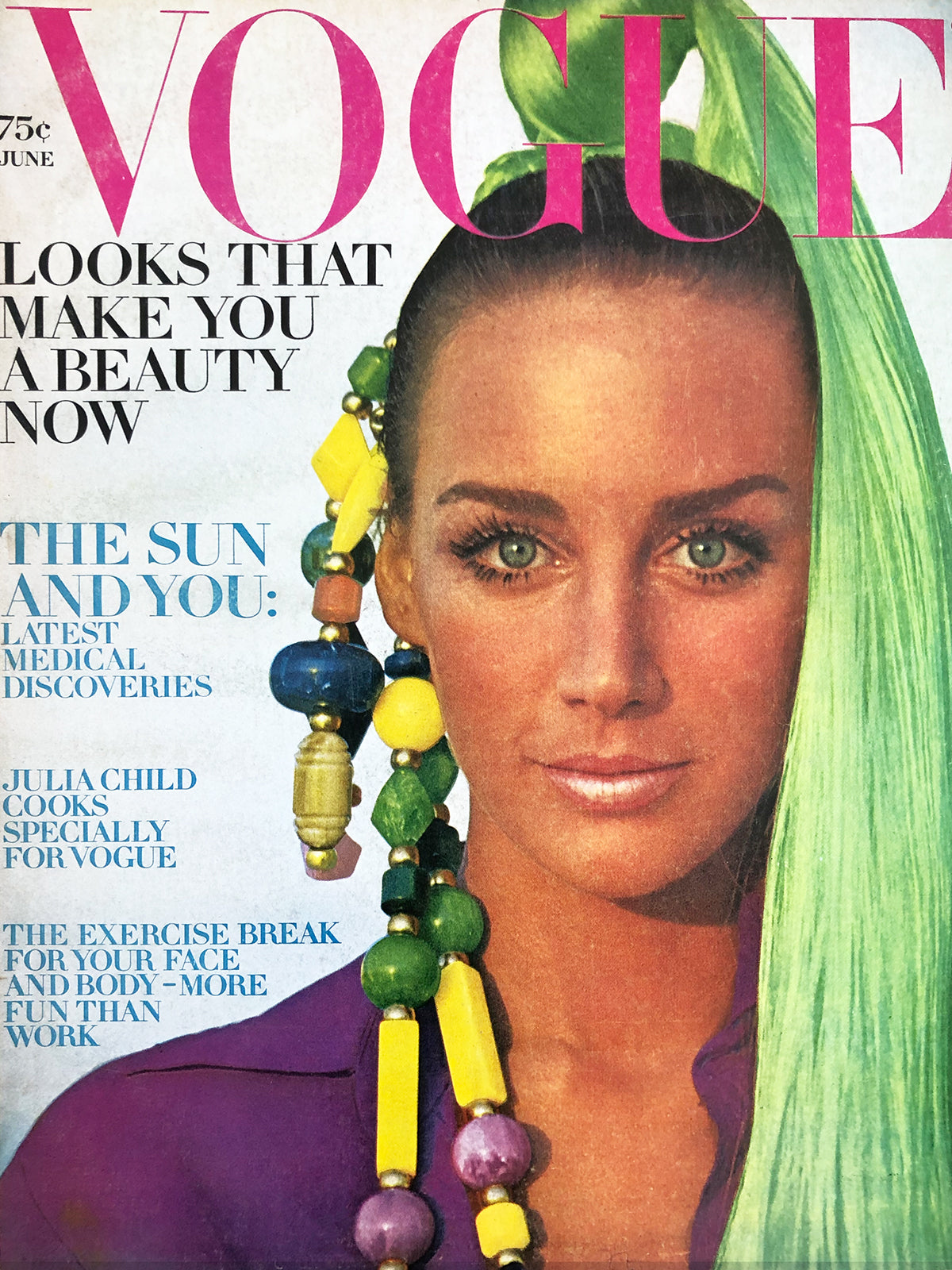 Archived - Vogue US June 1969
