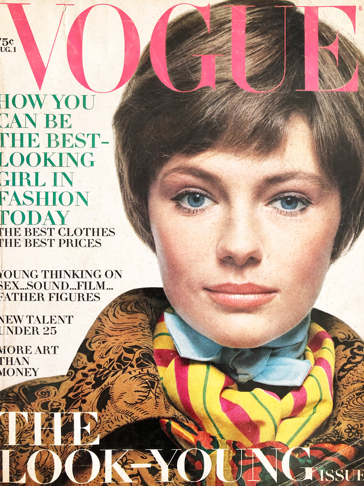 Archived - Vogue US August 1st 1969
