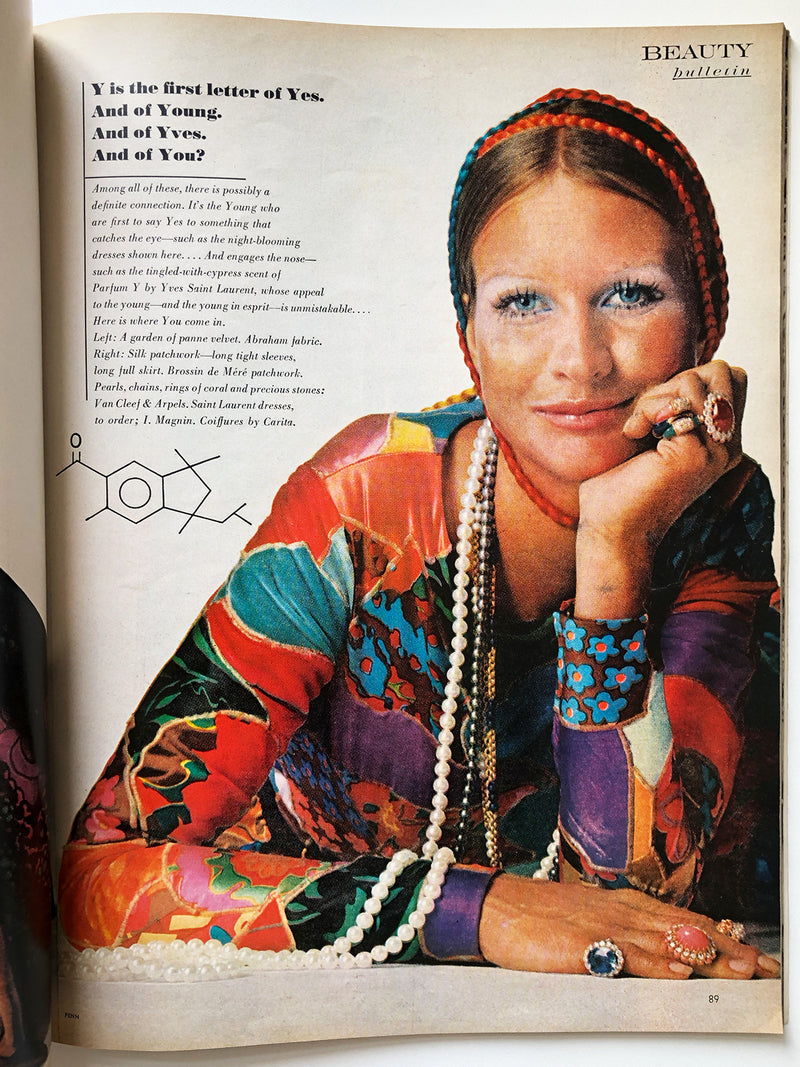 Archived - Vogue US November 15th 1969