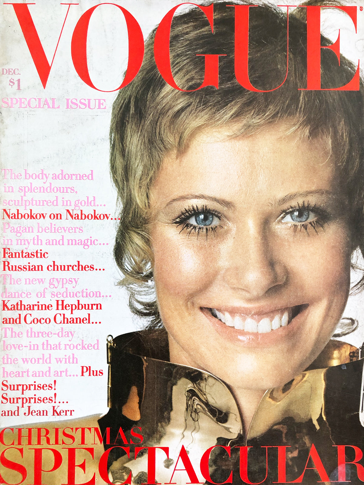 Archived - Vogue US December 1969
