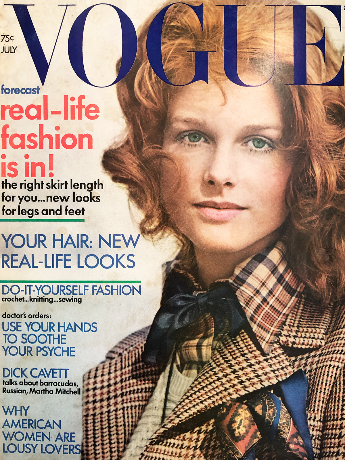 Archived - Vogue US July 1971