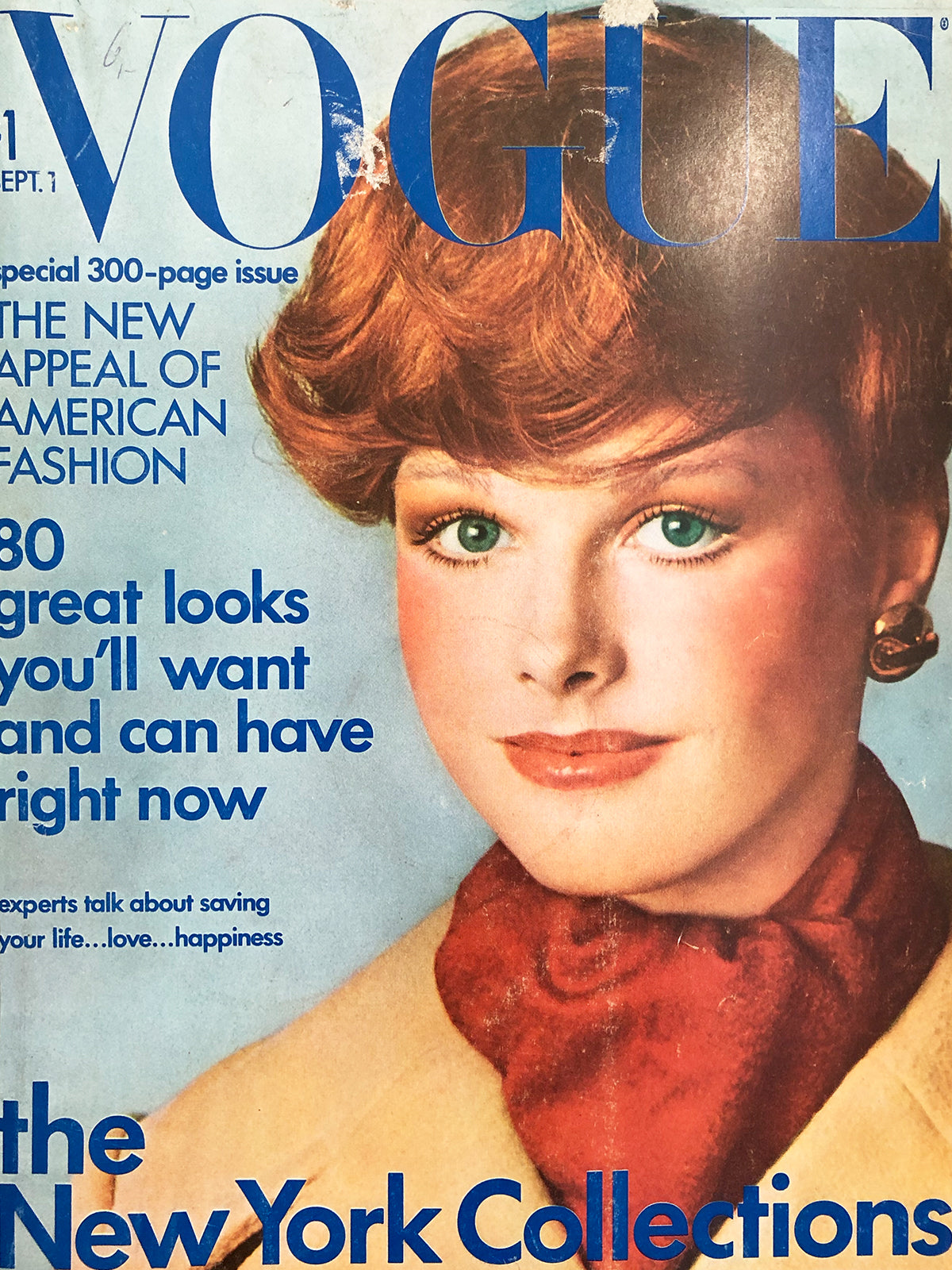 Archived - Vogue US September 1st 1971
