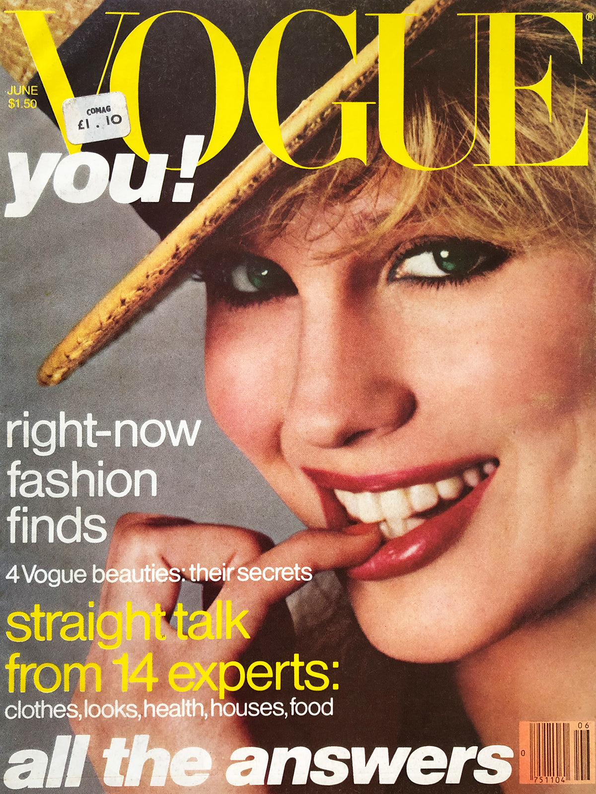 Archived - VOGUE US June 1978