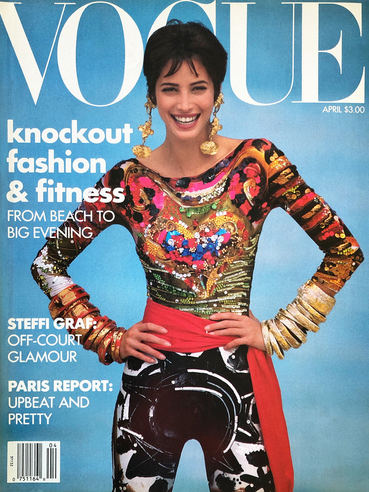 Archived - Vogue US April 1990