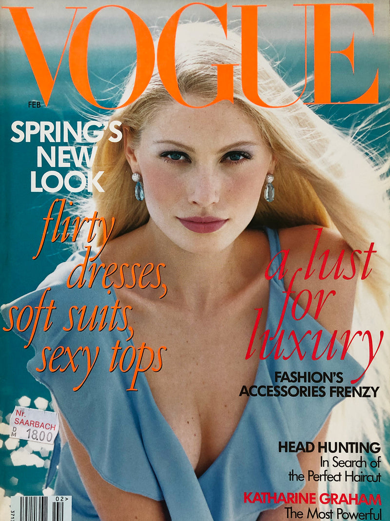 Archived - Vogue US February 1997