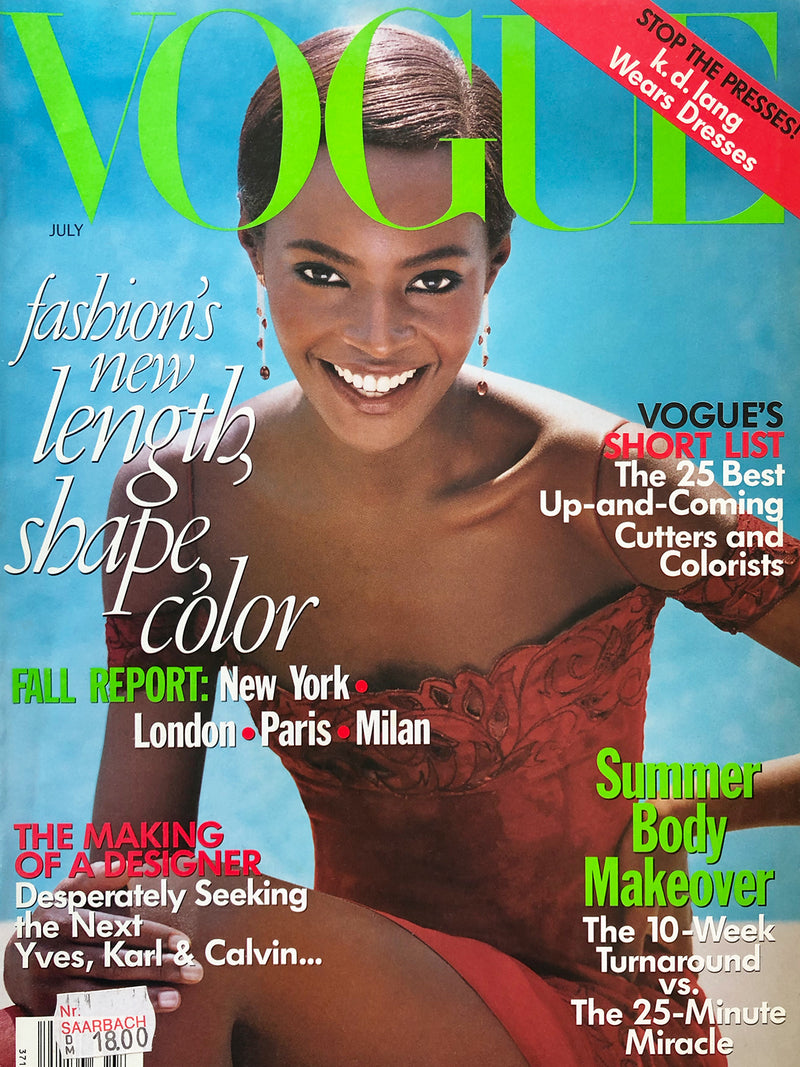 Archived - Vogue US July 1997