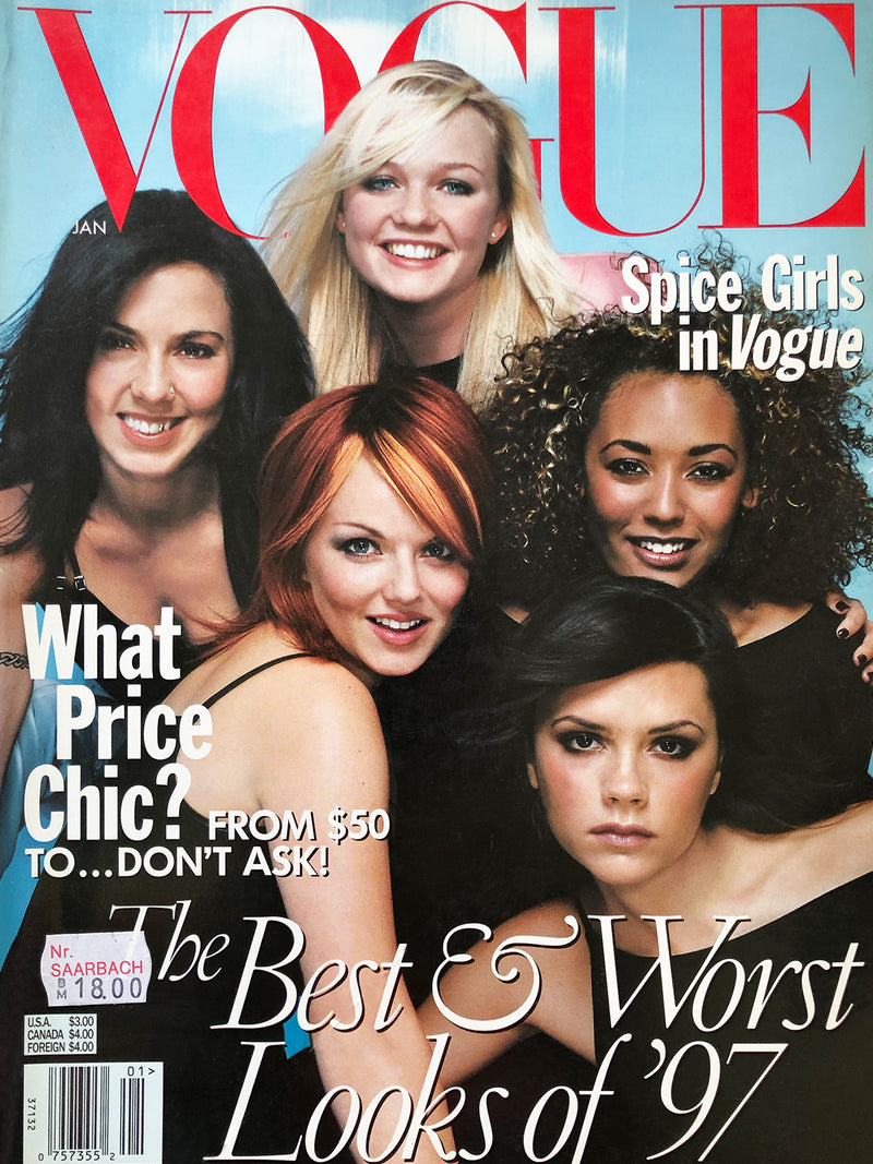 Archived - Vogue US January 1998