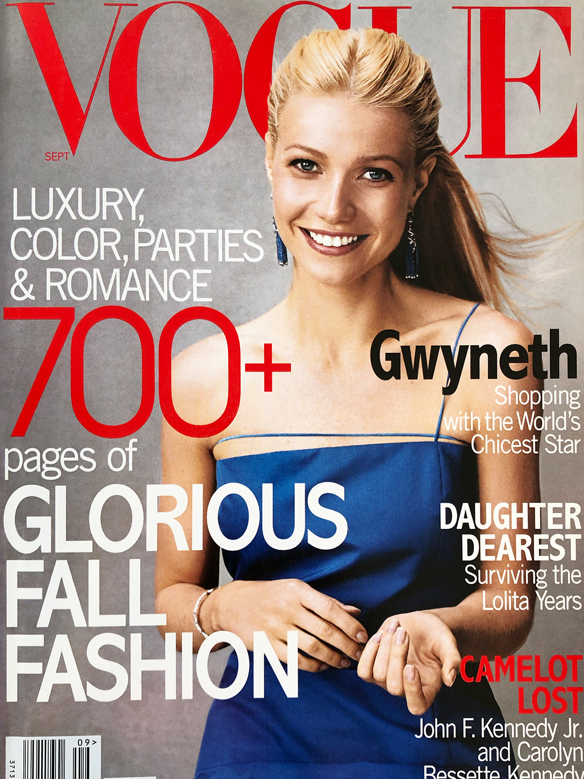 Archived - Vogue US September 1999