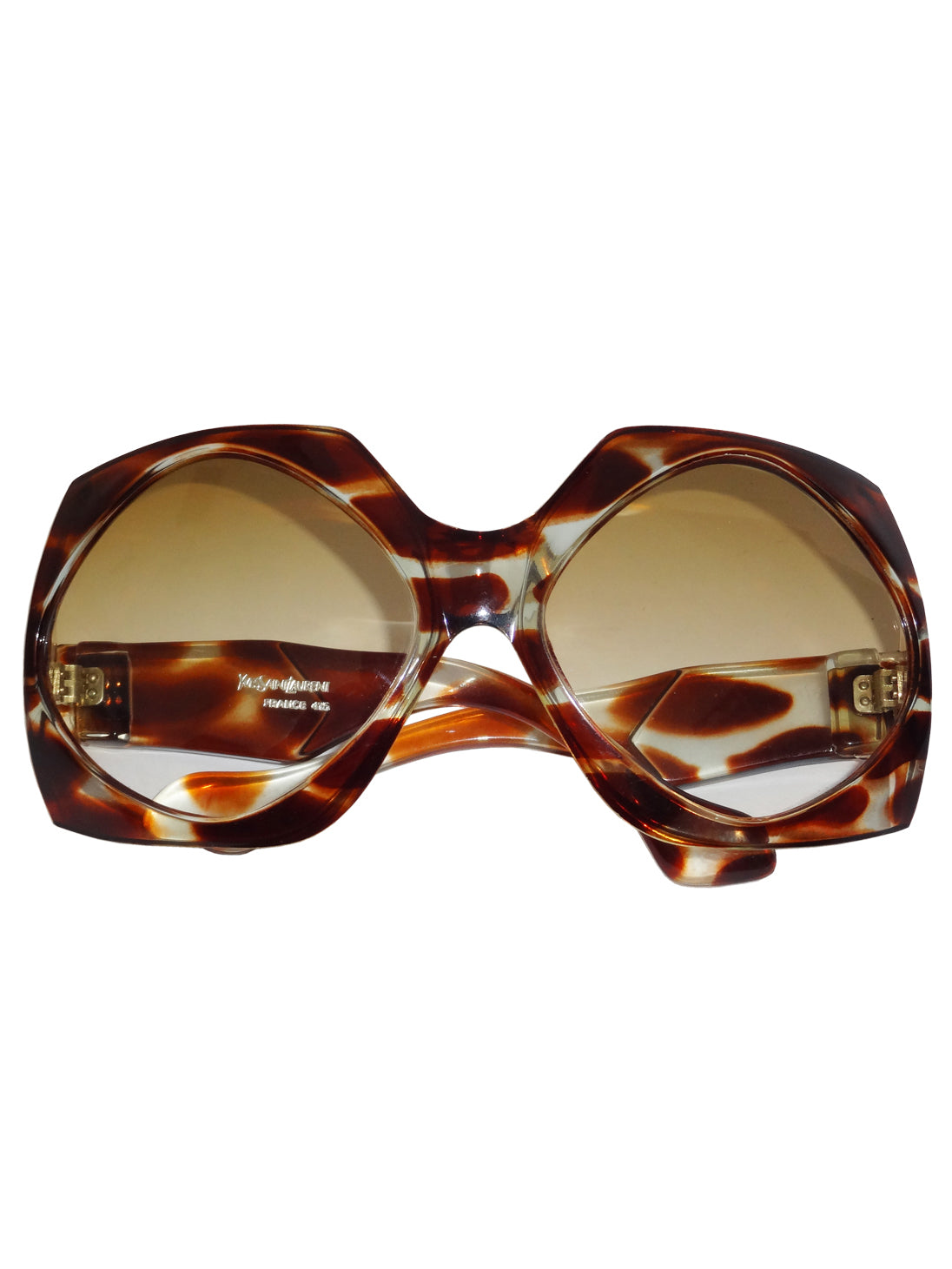 YVES SAINT LAURENT Mod. 415 1970s Vintage Sunglasses