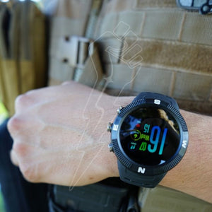 <b>CAPACITOR</b><br>Tactical Military Watch
