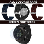 Bundle | Screen Protector - All Color Straps - Extra Charger