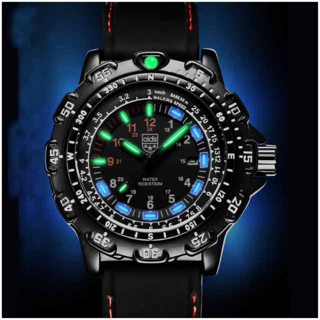 <b>AMPACITY</b><br>Tactical Military Watch
