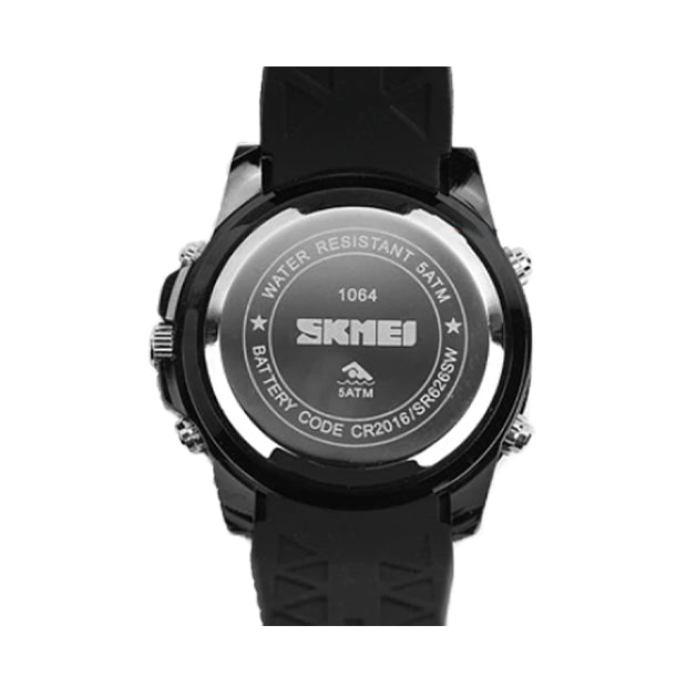 Solar Tactical Military Watch