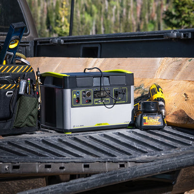 YETI 1500X PORTABLE POWER STATION