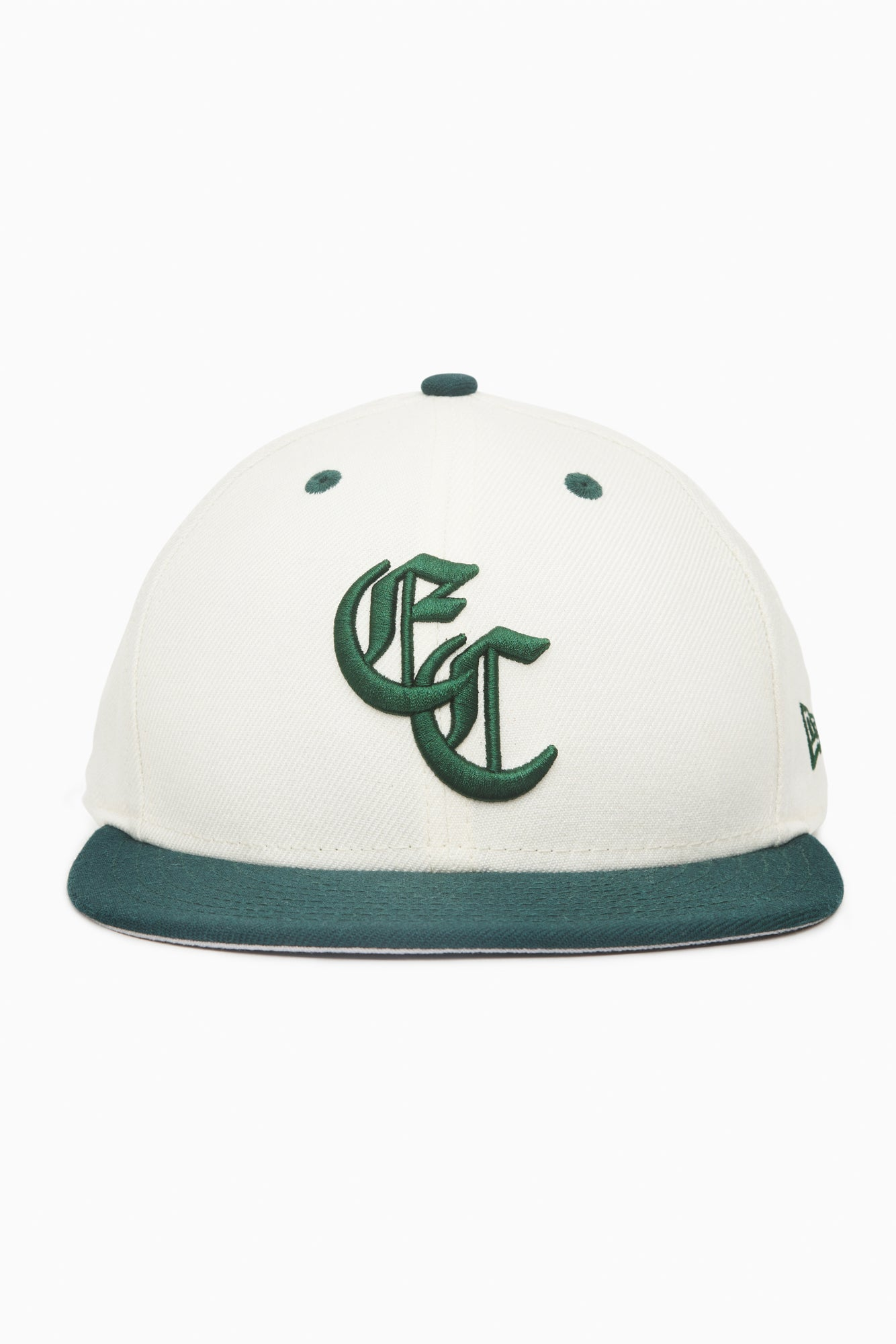 NEW ERA -  FOREST GREEN 59FIFTY LOW PROFILE FITTED