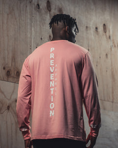 Flamingo Pink - Long Sleeve - S2
