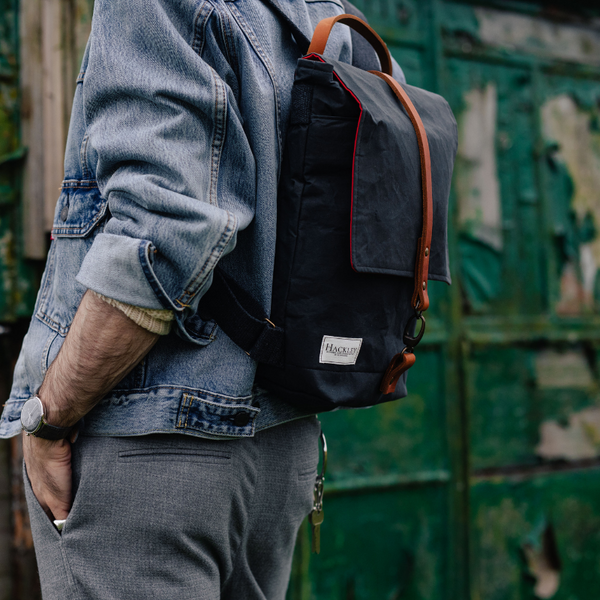 Wax Cotton Dubrovnik Backpack