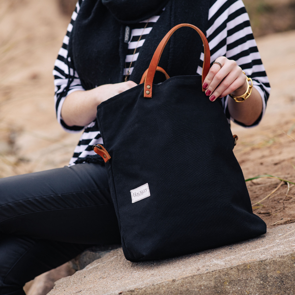 Bucket Tote - Black