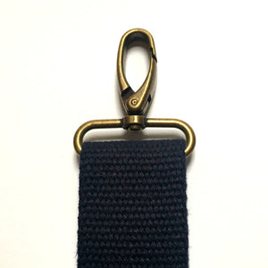 Navy Crossbody Strap