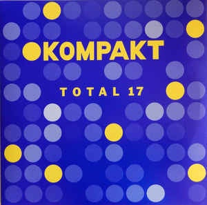 Kompakt 375 - Various Artists - Total 17 - 2xLP+DL