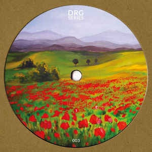 Unknown Artist ‎– Drgs003 - DRG Series ‎– DRGS003