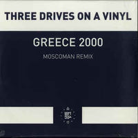 Three Drives ‎– Greece 2000 Moscoman Remix - Disco Halal ‎– DHE003