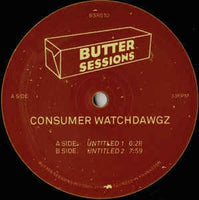 Consumer Watchdawgz ‎– Untitled - Butter Sessions ‎– BSR010
