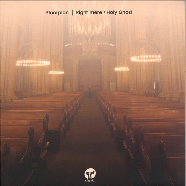 Floorplan - Right There / Holy Ghost - CMC234 - Classic Music Company