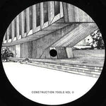 Various ‎– Construction Tools Vol II - Berg Audio ‎– BERGAMON10_2