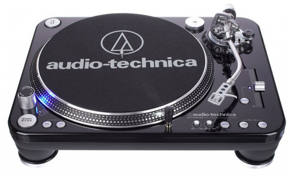 Audio Technica LP1240-USB Professional DJ Turntable