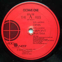 "Octave One ‎– The ""X"" Files - 430 West ‎– 4W-220"