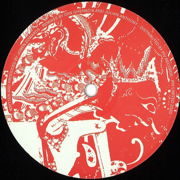 Joren Edwards - PIV Limited 005 - PIVLIM005