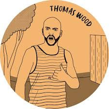 Thomas Wood ‎– Quiet Storm EP - Quality Vibe Records ‎– QV015