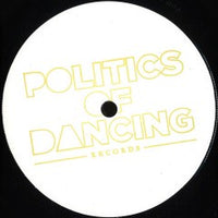 St David - Mind Power EP - POD022 - POLITICS OF DANCING RECORDS