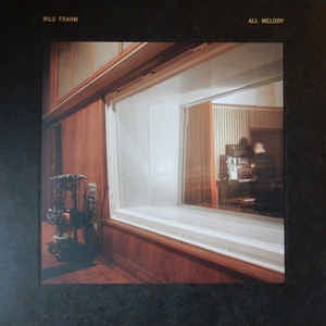 Nils Frahm ‎– All Melody - Erased Tapes Records ‎– ERATP106LP