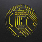 Assembler Code & Jensen Interceptor ‎– Random Patterns EP - Mechatronica ‎– MTRON015