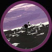 Forgemasters - Skies Over Sheffield EP - SHR000 - Seven Hills