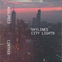 "Cinthie - Skylines City Lights 2x12"" - AUSLP013 - Aus Music"