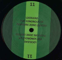 Locklead ‎– The Sonorous EP - Pleasure Zone ‎– PLZ011LTD