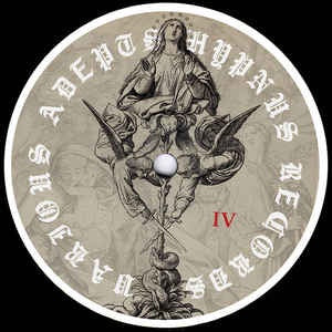 Various ‎– Various Adepts: Volume IV - Hypnus Records ‎– HYPNUSVA4