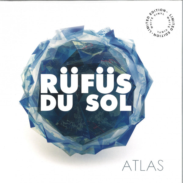 RÜFÜS DU SOL - Atlas LTD Edition - SWEATSV014 - SWEAT IT OUT