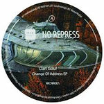 Dan Goul ‎– Change Of Address - MixCult ‎– MCNR001