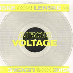 AIROD ‎– Voltage EP - Lenske Records ‎– LENSKE004