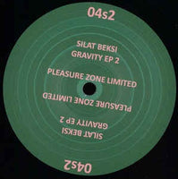 Silat Beksi ‎– Gravity EP 2 - PLEASURE ZONE ‎– PLZ004S.2