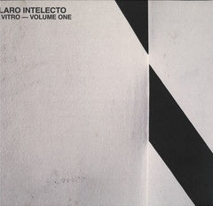 "Claro Intelecto - In Vitro - Volume One 2x12"" - 141DSR - Delsin Records"